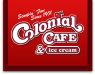 Colonial Cafe Logo