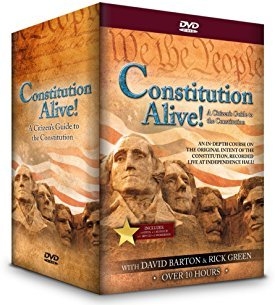 Constitution Alive DVD Box